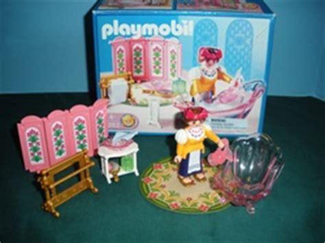 playmobil 4252 royal bathroom b vintage fisher price