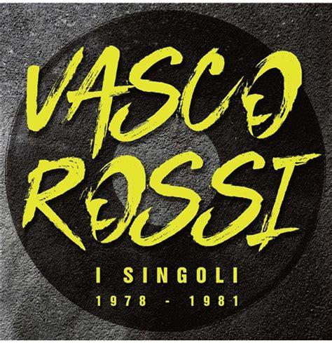 dischi vasco vinile vasco i singoli dal 1978 al 1981 4 x 7