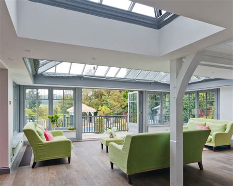 living room conservatories living room conservatory with veranda contemporary conservatory other by vale garden houses