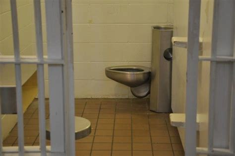 replaces 18 toilets inmates still held out of county
