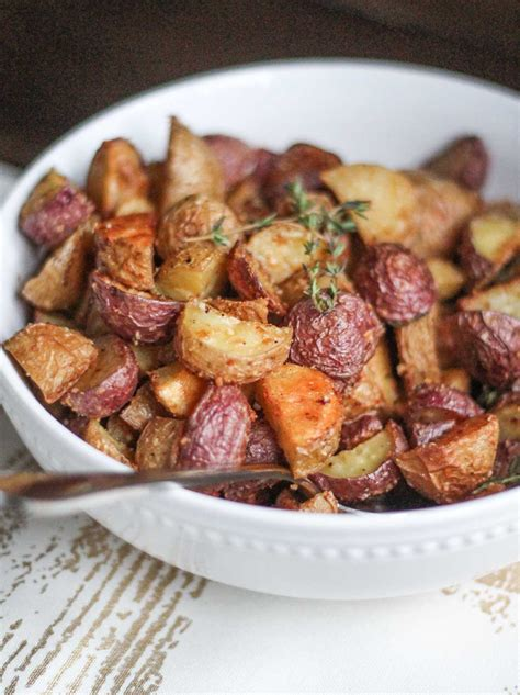 parmesan roasted parmesan roasted potatoes recipe dishmaps