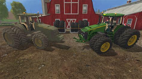 John Deere 8530 V4 0 European Dirt Farming Simulator