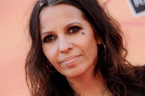 linda perry style linda perry photos photos arrivals at the iheartradio
