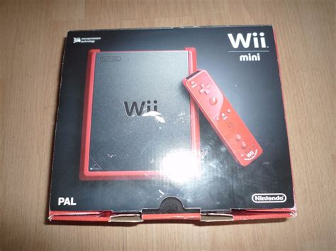 wii mini console console nintendo wii mini console wii meilleur