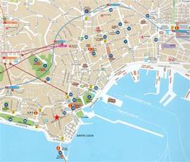 Naples Italy Map by Map Of Naples Italy