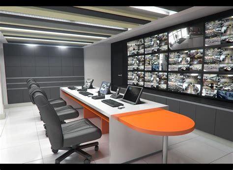 salas de control sala de control cctv entel ideas dise 241 o de interiores