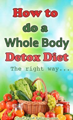 What To Eat After A Fruit Detox by 1000 Ideas About Detox On