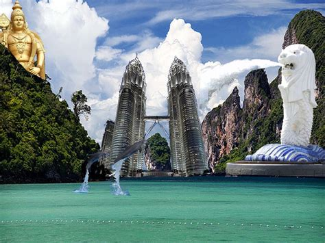 singapore malaysia thailand summer holiday package