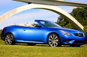 2011 Infiniti G37 Convertible 2011 Infiniti G37 Convertible Overview Specs And
