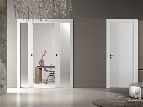 pail porte da interno prezzo porta scorrevole a scomparsa in legno e vetro ms porta