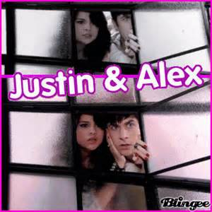 Justin and alex on wizards of waverly place picture