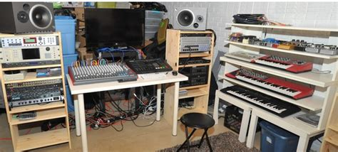 Home Recording Studio Tips 5 Tips To Save Space In Your Home Studio Keytarhq