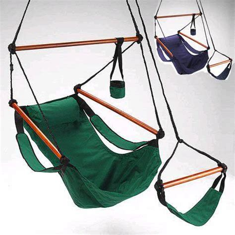 Hanging Sky Chair deluxe sky hanging air chair hammock swing id