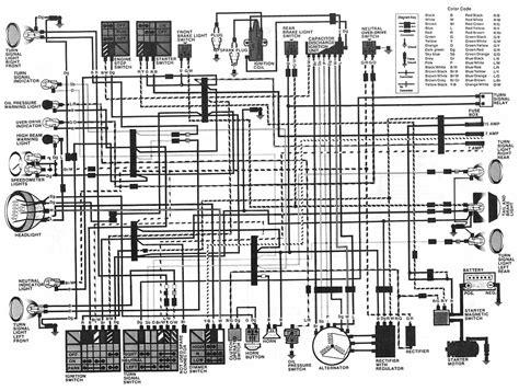 honda gl1000 parts diagrams honda cl175 parts diagrams