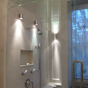 light fixtures for showers wall ip downlight garden exterior cullen