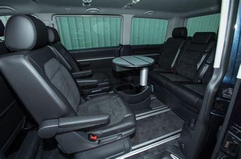 volkswagen caravelle interior 2016 volkswagen caravelle review 2017 autocar