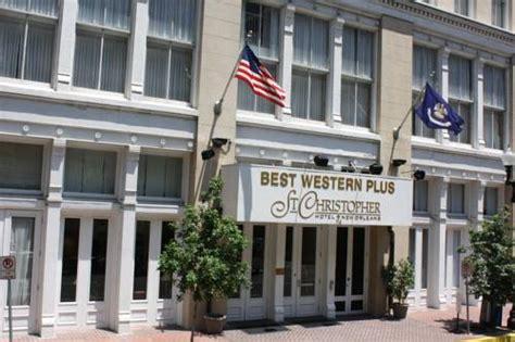194 hotels in new orleans la best price guarantee best western plus st christopher hotel new orleans la