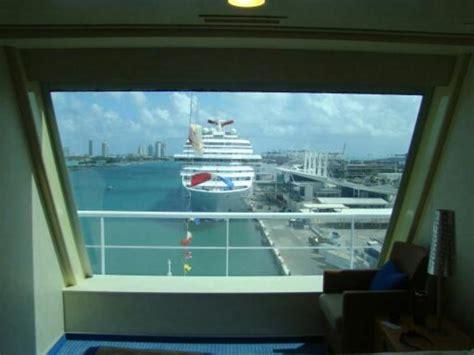 scenic oceanview stateroom cabin category 6j carnival valor