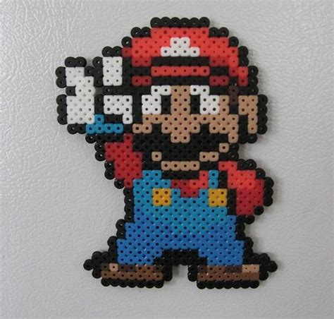 perler bead mario fuse bead patterns patterns gallery
