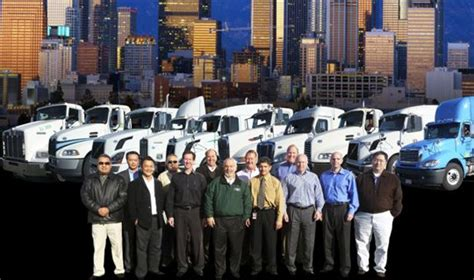 cleaning up the environment is no 1 priority for a clean truck coalition of 10 southern