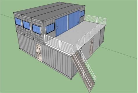 40ft container homes drawing plans wooden home