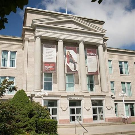 Mba Office Missouri State by Missouri State Invites Applications For Ug Courses