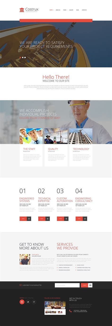 joomla template under construction free construction joomla template