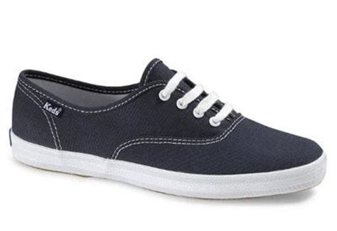 Sepatu Keds Kets Original Navy 1 keds s chion navy canvas shoes medium width wf34200 american athletics