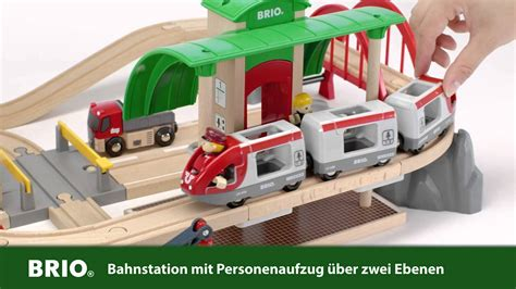 brio london brio railway bahnstation 2012 youtube