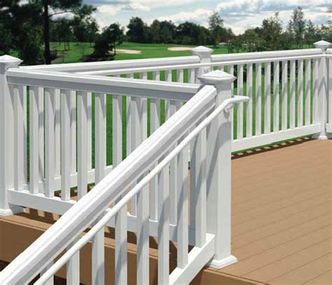 Patio Railing Accessories Universal Launches Waymark Brand Of Fence And Deck Rail