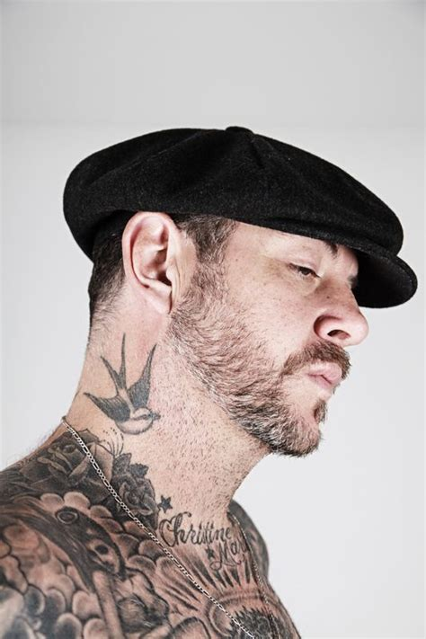 mike ness tattoos mike ness tinte mike ness
