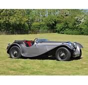 1936 Jaguar SS 100 Roadster Retro S Rq Wallpaper