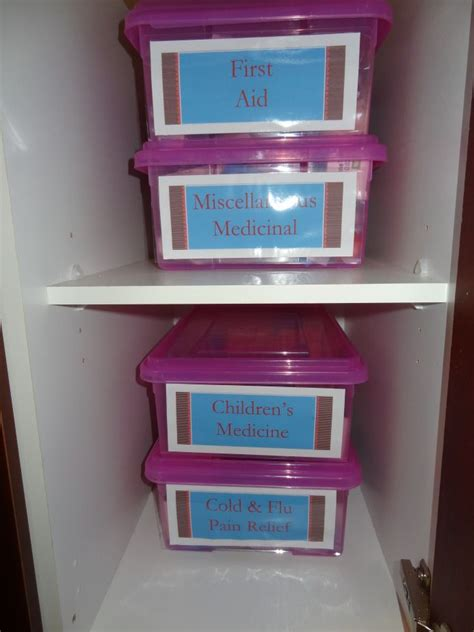 organize medicine cabinet 1000 images about organized medicine cabinets on