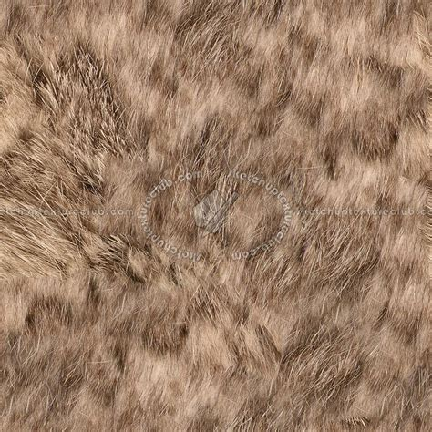 Rustic Paint Colors Faux Fake Fur Animal Texture Seamless 09559