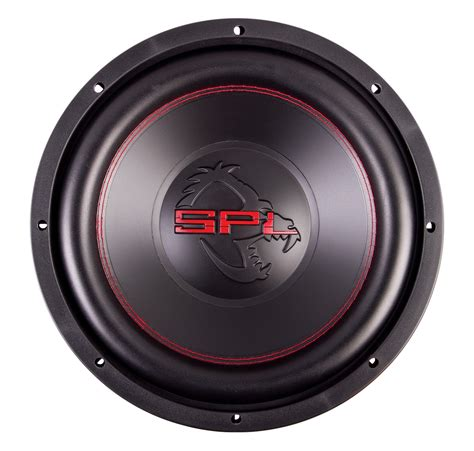 Speaker Subwoofer Spl spl glw 12 12 inch 1200 watts rms high power gorilla series subwoofer 2500w max spl13 glw 12