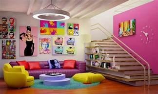 artistic room ideas fernanda aprendiz de arquiteta o estilo pop art