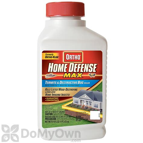 ortho home defense max termite and destructive bug killer