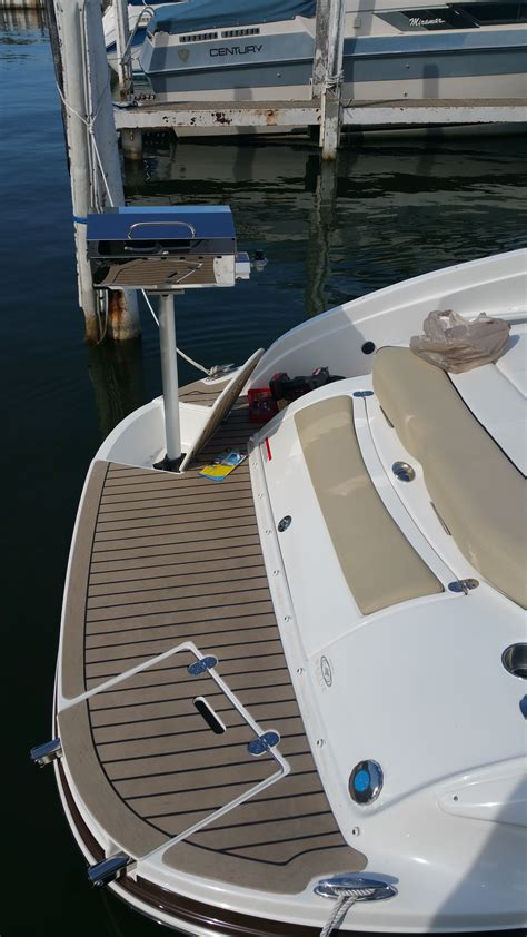 ski boat grill best boat grill and mounting 270fv rinker boats