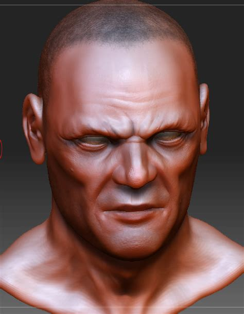 zbrush tutorial face image gallery zbrush face