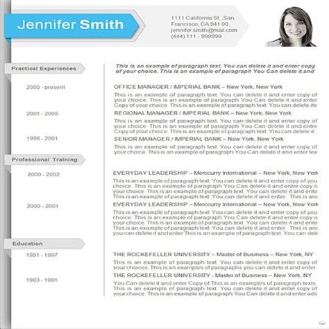 resume templates microsoft word 2010 resume templates