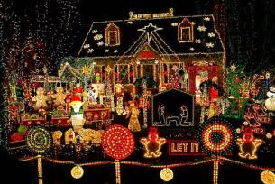 houses with crazy christmas decorations christmas decoration photos pictures kids online world blog