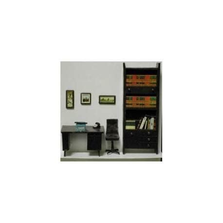 dollhouse office furniture office furniture 1 48 7pc dollhouse 1 4 quot miniatures superior dollhouse miniatures