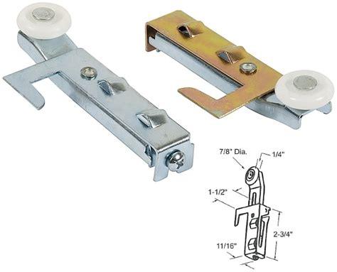 Stanley Closet Door Rollers by Closet Door 7 8 Quot Bi Pass Roller For Acme And Stanley Closet Doors