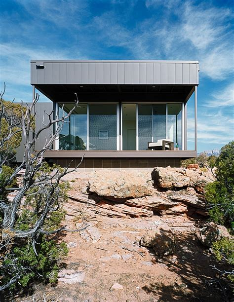 Metallic Structure Houses, Designs, Plans and Pictures