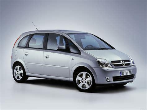Opel Meriva by Fotos De Opel Meriva 2002