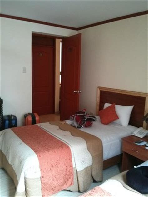 bed facing door twin bed facing front door picture of hatun samay machu