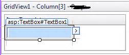 template field in asp net asp net get values in gridview textbox templatefield