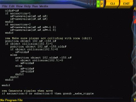 game creation tools classification : net yaroze (1997)