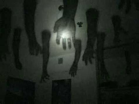 warning: real uncut raw footage terrifying demon ghost on