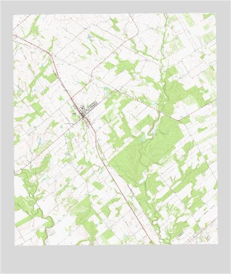 poth texas map poth tx topographic map topoquest